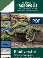 Biodiversité - Des sciences pour les humains et la  nature - Les dossiers d'Agropolis International