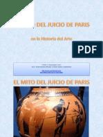 El Mito Del Juicio de Paris - Diapositivas