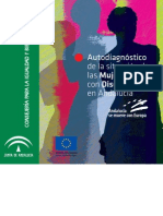 Autodiagnóstico de la Situación de las Mujeres con Discapacidad en Andalucía