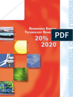 Renewable Energy Technology Roadmap