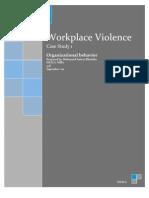 Workplace Violence Case Study1