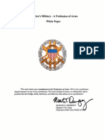 Americas Military POA
