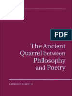 Ancient Quarrel Poetry