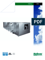 Mcquay CAC Model AHU Catalog_Vision