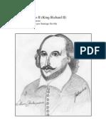 Shakespeare, William - Ricardo II (3)