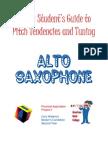 39446963 Intonation Workbook for Alto Saxophone