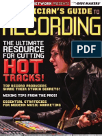 Musicians Guide to Recording