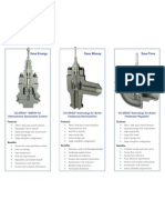 CCI Control Valves for Fossil Applications