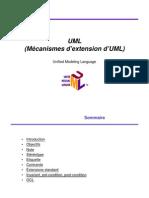 UML 12 Extensions