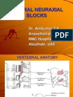 Central Neuraxial Blocks