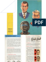 Ethnologie Tout Univers 1964
