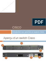 Cisco - 01 - Introduction Aux Swicth Et Routeurs