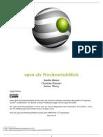 open-slx Wochenrückblick 9
