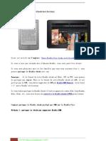 Partager Le Kindle eBook Avec Des Amis