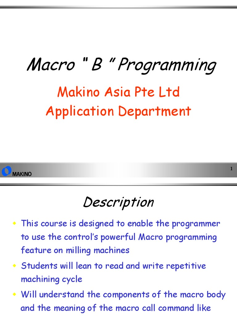 makino programme rh es scribd com CNC Programming From Home CNC Programming From Home