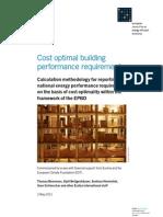 Cost Optimality-eceee Report