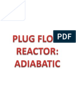 2 Plug Flow Reactor Adiabatic