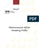 PKA Profile_Health 2012