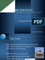 GRS GIS GPS Profile