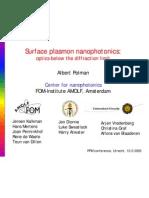 PPM Surface Plasmon Presentation 2005
