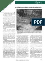 Clipping Four - Global Standards for Alzheimer Research Under Development