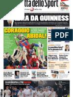 Gazzetta dello Sport - 16/03/2012