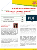 Dial 1298 for Ambulance Newsletter 1298.02