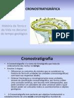 9 - Tabelas cronostratigráficas