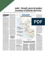 Inversiones de Brazil en Perú
