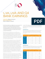 Quantifi Whitepaper - CVA DVA and Q4 Bank Earnings