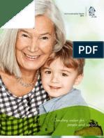 SCA Sustainability Report 2011