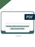 Kuliah 5 Organizing