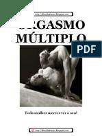 MANUAL DO ORGASMO MÚLTIPLO