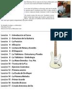 Curso de Guitarra Gratuito Cursos-musicales