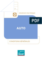 Conditions Generales Contrat Assurance Auto Nouvelle Offre