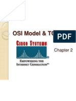 Osi and Tci-ip Model