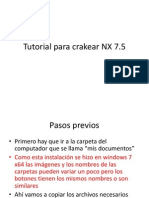 Tutorial Para Crakear NX 7