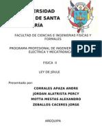 Informe  9 FISICAII