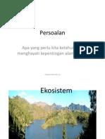 Alam Sekitar Ekosistem Light Version 0810