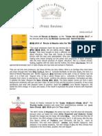 Press Review Tenuta Di Fessina _ Guide 2012 Eng