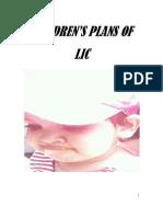 Children Incurance Plan (Final Data)