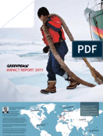 Greenpeace UK Impact Report 2011