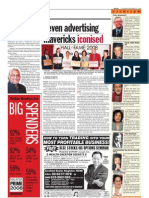 TheSun 2008-11-27 Page24 Seven Advertising Mavericks Iconised