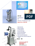 Cryolipolysis From Create Beauty 1201 Price
