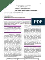 Rel 05 - Equilibrio de Solubilidade Analitica i