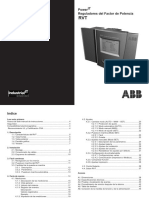 2gcs215072a0050-Rvt Modbus Manual Es