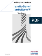 Marquette Cardioserv V4 - Service Manual