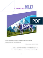 Plan de Marketing Milka
