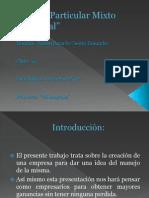 Ruben Ricardo Osorio Rummler 4to. PAE B