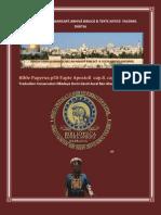 Bible Papyrus p50 Fapte Apostoli Cap.8. Cap.10.